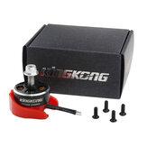 KINGKONG / LDARC 2205 GT2205 2350KV 2-4S borstelloze motor met motorbeschermer voor 210 220 RC Drone FPV Racing