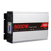 Mensela IT-PS2 Pro 220V 60HZ Écran Intelligent Onduleur de puissance à onde sinusoïdale pure solaire 2200W / 3000W / 4000W / 5000W / 6000W / 7000W DC 60HZ 12V / 24V au convertisseur AC 220V