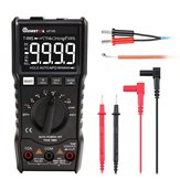 MUSTOOL MT109 Portable 9999 Counts True RMS Multimeter AC DC Voltage Current NCV Temperature Tester