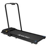 [US Direto] Esteira XMUND XD-T2 12km / h Modo de corrida ajustável LCD Visor Bluetooth Tapete de caminhada antiderrapante Controle Remoto Academia Casa Aptidão Equipamento