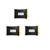 3 ADET Realacc Yeni Model Lipo-Pil Patlamaya dayanıklı Çanta 10x12 cm için Eachine E010 Pil
