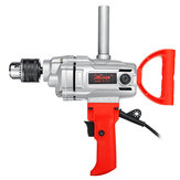 220V 2300W Spade Handle Drill Mixer Power Drills Mixer with D-Handle