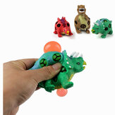 1 PC TPR Squishy Dinozaury Jurajskie Dinozaury Squeeze Toy Gift Collection Lek na Stres