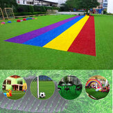 Artificial Lawn Turf Grass Artificial Lawn Carpet Simulation Outdoor Green Lawn for Garden Patio Landscape