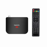 MECOOL M8S PLUS T2 ARM 2GB RAM 16GB ROM 2.4G WIFI IR Contrôle Android 9.0 4K VP9 H.265 DVB-T / T2 Internet TV Box