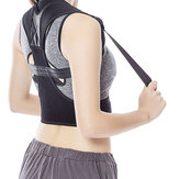 6 Type Back Posture Brace Belt Shoulder Support Corrector