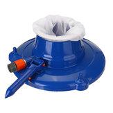 Swimming Pool Round Vacuum Brush Suction Head Pond Fountain Vacuum Cleaner Tools