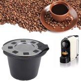 غير القابل للصدأ الصلب القابلة لإعادة الاستخدام القابل لإعادة الاستخدام القهوة كبسولة كبسولة أداة مرشح ل Nespresso