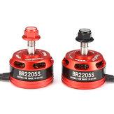 Racerstar Racing Edition 2205 S BR2205S 2600 KV 2-4 S Brushless Motor Für 210 220 250 280 für RC Drone FPV Racing