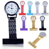 RelógioDeEnfermeiraDeNúmerosárabes De Aço Inoxidável Colorful Relógios