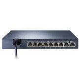 MERCURY 9 ports 100M commutateur POE Ethernet répartiteur de réseau Hub 83W commutateur pour caméra sans fil AP S109P