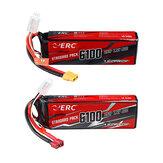 SUNPADOW ERC 7.4V 6100mAh 90C 2S Lipo Батарея T / XT60 Разъем для RC Авто