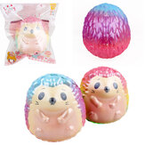 Hedgehog Squishy 9.5*8.5CM Slow Rising Soft Toy Gift Collection With Packaging