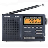 Tecsun DR-920C FM MW SW 12 Band Digital Clock Alarm Radio Receiver