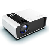 G86 LCD Projector Smart 4000 Lumens 1080P AV USB HDMI Home Theater Projector With Remote Control