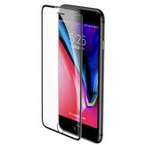 iPhone 7/iPhone 8 / iPhone 6 / iPhone 6s用Baseus 0.3mmカーブエッジ防塵強化ガラススクリーンプロテクター