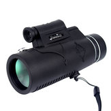 IPRee® 12X50 Monocular Waterproof Optic HD Vision nocturne du télescope avec compas lumineux