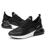 Uomo Soft Sneakers da corsa traspiranti Scarpe sportive casual antiurto Escursionismo all'aperto Camminare Jogging