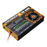 HOTA Thunder 6250 250W 10A DC Caricatore dell'equilibrio Scaricatore per LiPo NiCd PB Batteria