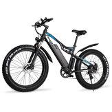 [EU DIRECT] GUNAI MX03 1000W 48V 17AH 26-calowy rower elektryczny 40km/h Maksymalna prędkość 90km Przebieg 150kg Maksymalne obciążenie