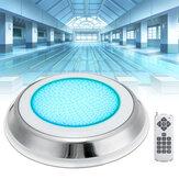 531LED RGB Natación subacuática Piscina Luz IP68 Control remoto Fuente de luz