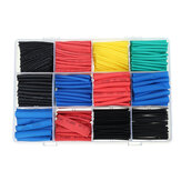 750Pcs Heat Shrink Tubing Tube Insulation Shrinkable Tube Wire Cable Sleeve Kit