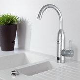 3000W Instant Hot Faucet Hot Water Fast Calentador Under Inflow Cuarto de baño Cocina Grifo de calefacción