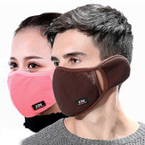 Winter Mask Stretched Protect Ears Windproof Mask Anti Dust Mask Mouth Mask Thickened Mouth Earmuffs