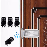 Remote Control Door Lock Wireless Lock Anti-theft Lock Automatically Intelligence Household for Home