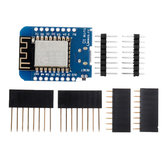 WeMos® D1 Mini V2 NodeMcu 4M Bytes Lua WIFI Internet de Choses Carte du Dévelopement Basé ESP8266