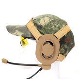 Tactical Bowman Elite II Headset-oortelefoon voor Z-TAC Bowman Unilateral Headphone Airsoft Accessories