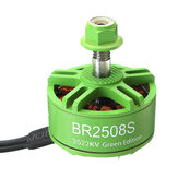 Racerstar 2508 BR2508S Green Edition 1275KV 1772KV 2522KV Brushless Motor Für FPV Racing RC Drone