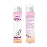 Hair Removal Cream Spray Foam Mousse Cleansing Does Not Permanently Remove The Entire Body