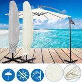 104x32inchOutdoorGardenParasolCoverVandtæt Anti-UV Rain Resistant Paraply Opbevaring Bag