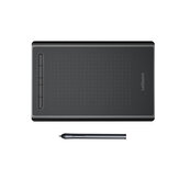LetSketch 9625 Graphic Tablet 8192 Pressure Sensing 230 Point/Sec 5080 Resolution Reading Compatible with Mac/Win for Phone/PC/Laptop/Tablet