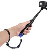 PULUZ PU150 Handheld Extendable Pole Monopod Selfie Stick for Action Sportscamera