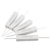 10個10W 10オーム10Rセラミックセメント抵抗器