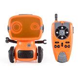 HENDEE 1903 Intercomunicador Cambio de voz 3 tonos Baile programable RC Robot Toy