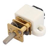 3mm Shaft DC 6.0V 30RPM Gear Motor Electric Gear Box Motor