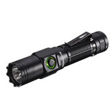 SEEKNITE ST01 XPL HI V3 LED 1200 Lumens 350 Meters USB Magnetic Rechargeable 18650 Waterproof Pocket Tactical Flashlight