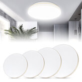 12W/18W/24W/36W 28CM/34CM/40CM 2835 SMD LED Ceiling Lamp Gold Side Indoor Light Bathroom Kitchen Living Room AC220V