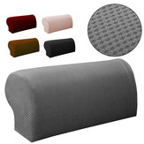 2PCS Premium Furniture Armrest Cover Sofa Couch Chair Arm Protectors Stretchy