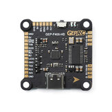 30.5x30.5mm Geprc Span F405 HD Stack Spare Part F4 3-6S Flight Controller AIO OSD 5V 9V BEC Built-in Barometer Blackbox for DJI Air Unit RC Drone FPV Racing
