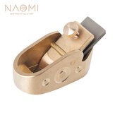 NAOMI Violin Plane Cutter Violin Tool Woodworking Plane Cutter Brass Luthier Size 1,2,3,4,5 Violin Parts Accessories