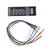 3S / 4S / 5S 1.2A Li-ion Lifepo4 LTO البطارية Active Equalizer Balancer Board
