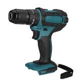 10 / 13mm Brushless Electric Drill Schlagbohrer Hammer Schraubendreher für Makita 21V Batterie