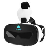 Fiit Kuge VR Brille 3D Virtual Reality Headset für 4,0 - 6,33 Zoll Smartphone