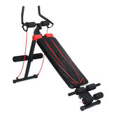 Abdominal Muscle Training Device Roller Coasters Vertical Waist Beauty Machine Home Gym Supine Abdomen Sit-up Benches