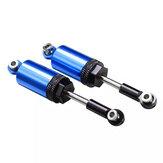 2PCS Wltoys Amortiguador de choque de metal actualizado A959-B A949 A959 A969 A979 1/18 RC Coche Piezas