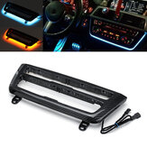 Carbon Fiber LED Ambient Light Interior Door Panel Decorative Light For BMW F30 F31
